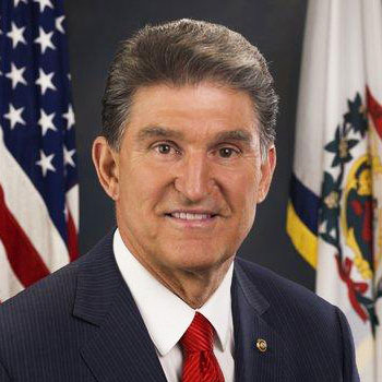 Joe Manchin, US Senator and Whole-Life Supporter
